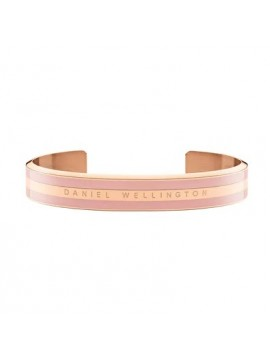 DANIEL WELLINGTON DUSTY ROSE BRACELET IN STAINLESS STEEL ROSE GOLD TONE - MIS M