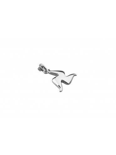 Triskeles Trinacria charm in sterling silver