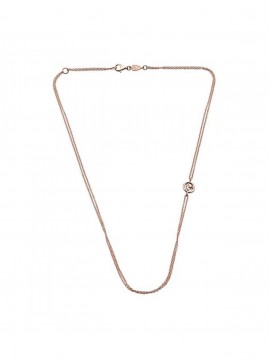 Chantecler Accessories Necklace in Rose Gold with Small Rooster