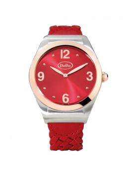 Dodo Ladies Cherry Red Watch