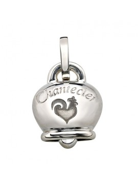 Chantecler Et Voilà Medium Bell Charm in Silver