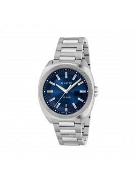 Gucci orologio 142xl DK BLU G/STL/CLA/BRCLT