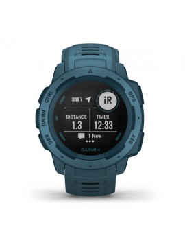 GARMIN WATCH INSTINCT GPS WHATCH LAKESIDE BLUE
