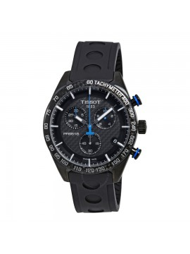 TISSOT PRS 516 CHRONO QUARTZ WATCH AND BLACK STRAP