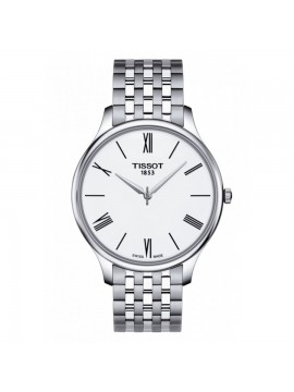 TISSOT QUARTZ T-CLASSIC TRADITION WATCH AND STAINLESS STEEL STRAP