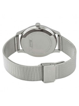 TISSOT WATCH ONLY TIME HERITAGE VISODATE IN STEEL MESH MILANESE