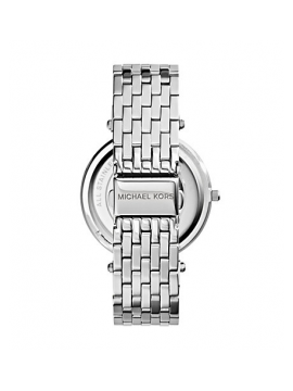 MICHAEL KORS Parker Orologio con Cronografo in Acciaio e Cristalli