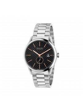 GUCCI G-TIMELELESS  AUTOMATIC STAINLESS STEEL WATCH