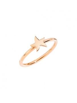 DODO RING STARFISH IN 9K ROSE GOLD