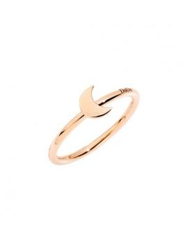 DODO LUNA RING IN 9K ROSE GOLD