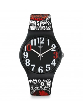 SWATCH 30 AND TICKING WATCH