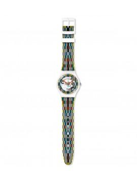 SWATCH AFRICAMINO CLOCK