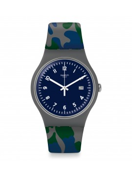 SWATCH CAMOUGREEN WATCH