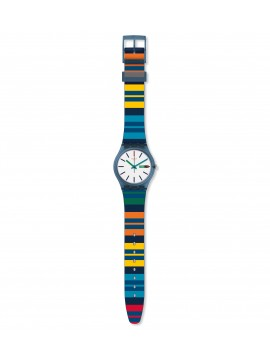 SWATCH COLOR CROSSING WATCH