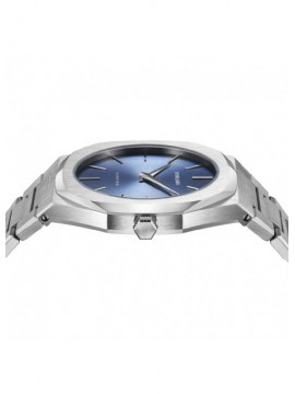 D1 MILANO GEMS LIMITED EDITION 40MM STEEL WATCH