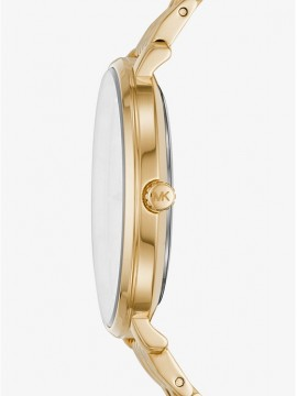 MICHAEL KORS PYPER WOMAN WATCH IN STAINLESS STEEL GOLD TONE