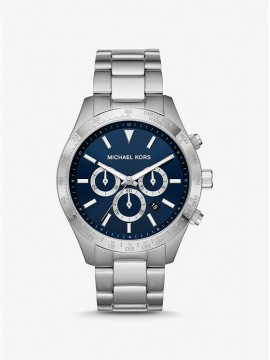 MICHAEL KORS LAYTON CHRONOGRAPH WATCH IN STAINLESS STEEL