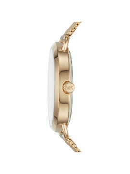 MICHAEL KORS PORTIA WOMAN WATCH IN ROSE GOLD TONE STEEL