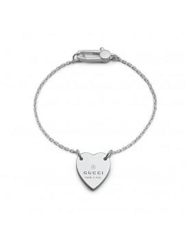 Gucci Bracciale Trademark argento 925%