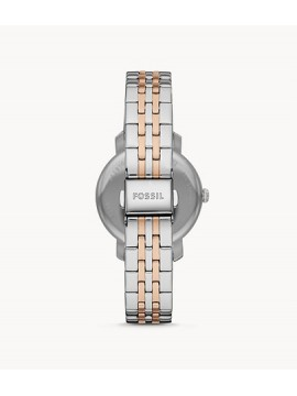 FOSSIL LEXIE LUTHER WOMAN WATCH IN TWO-TONE STEEL