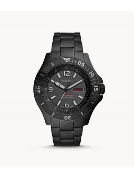 FOSSIL FB-02 WATCH IN STAINLESS STEEL PVD BLACK