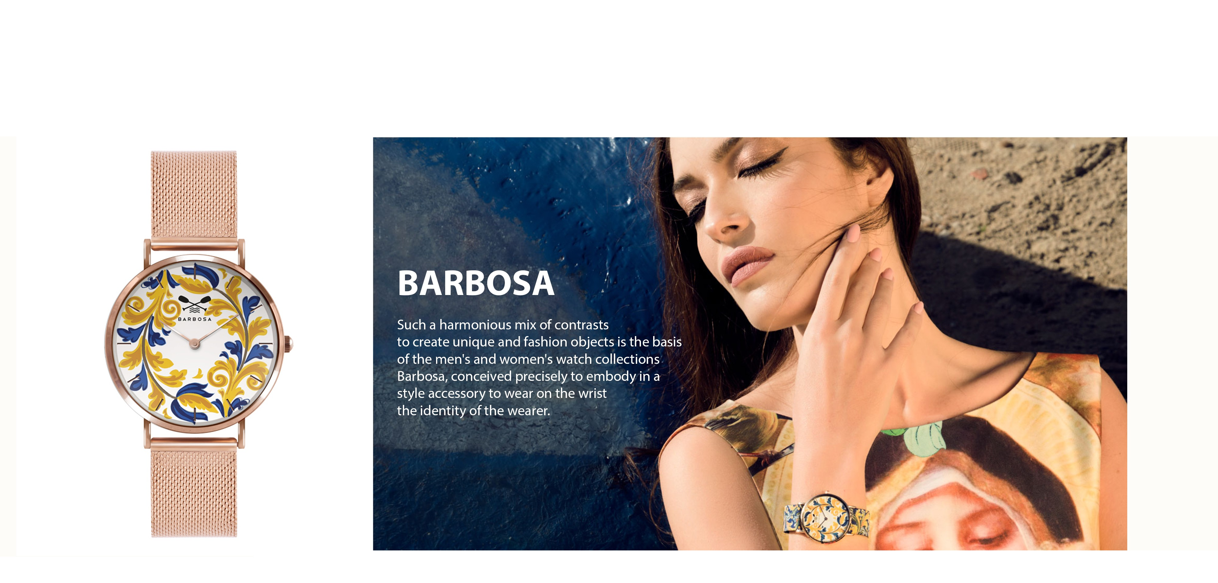 Barbosa watches for men and women at the best price