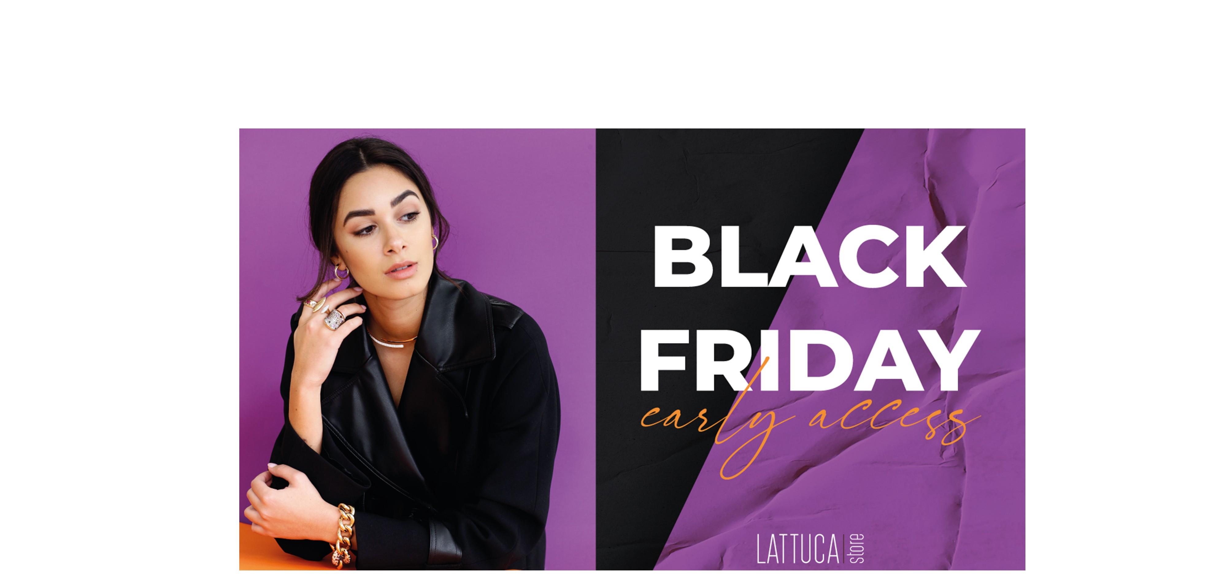Black Friday 2020 Lattuca Store